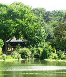 El Parque Montsouris